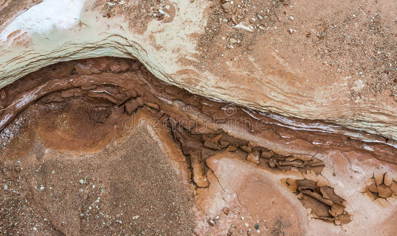 Felsen auf Landschaft stockbilder