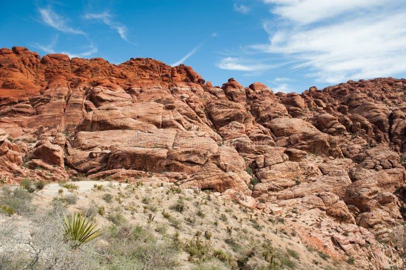 Felsen-Klippe stockbild