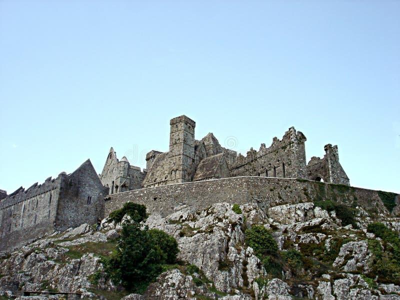 Felsen von Cashel, Irland lizenzfreie stockfotos