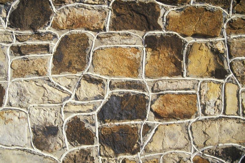 Felsen-Wand, Ozarks, Missouri lizenzfreie stockbilder