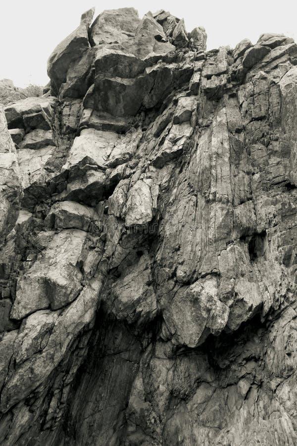 Felsenbeschaffenheit, Wüsten-Nationalpark Anza Borrego lizenzfreies stockfoto