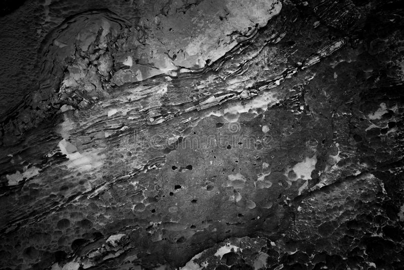 Felsenbeschaffenheits-Nahaufnahmehintergrund stockfoto