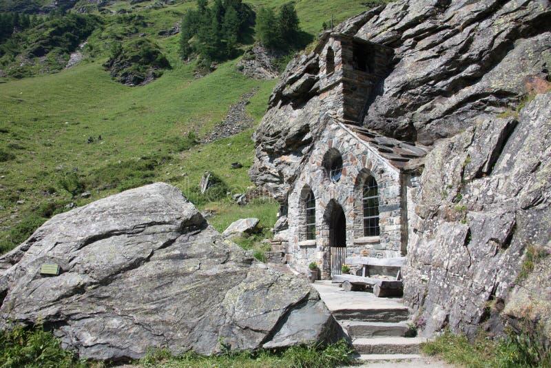 Felsenkapelle fotos de archivo