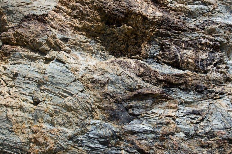 Felsensteinmuster, strukturierter Hintergrund stockbild