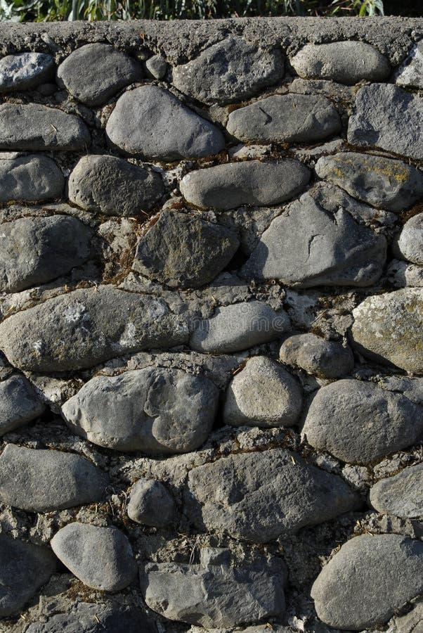 Felsenwand lizenzfreies stockbild