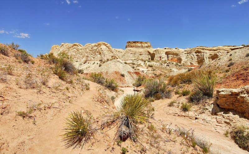 Felsformation, Arizona lizenzfreies stockfoto