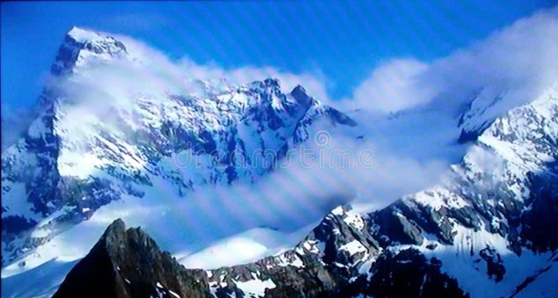 Felsige Berge stockfotos