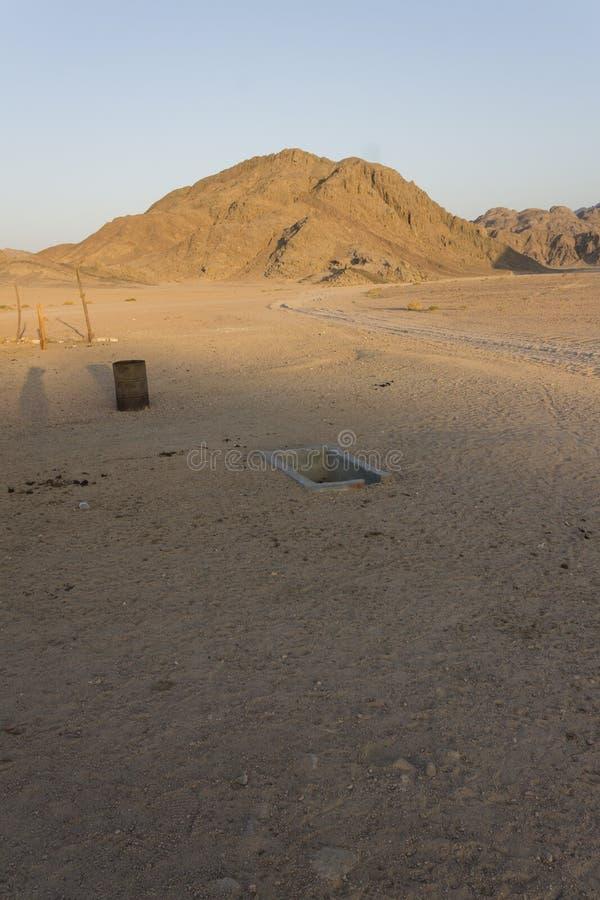 Download Felsige Hügel Der Wüste In Hurghada Stockbild - Bild von afrika, hitze: 26365475