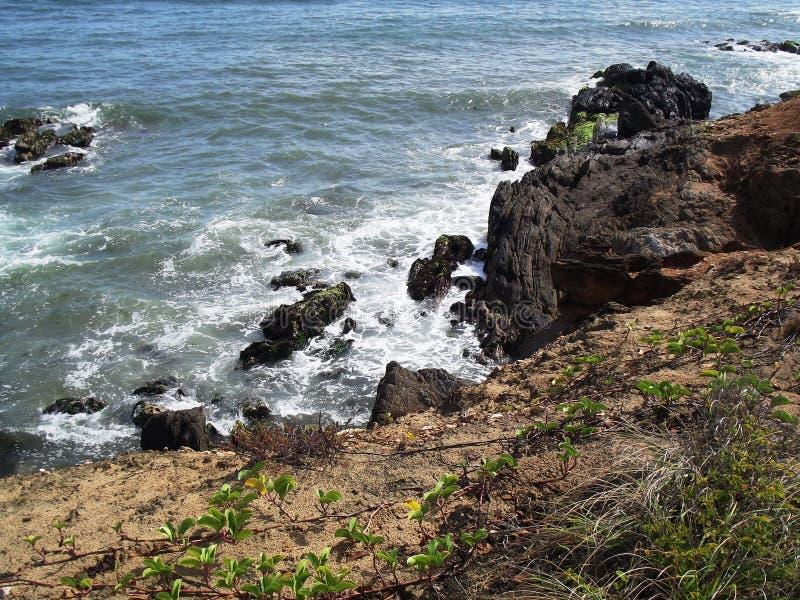 Felsiges Ufer 6 stockfotos