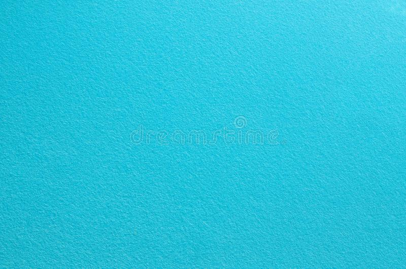 Felt surface in light blue color. Abstract background stock images