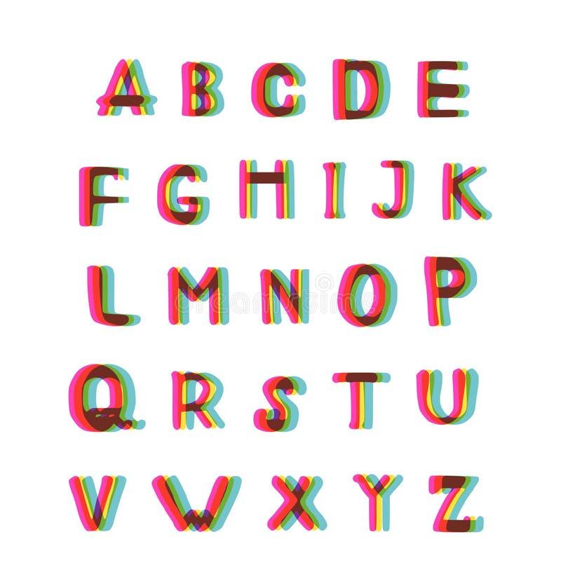 Download Felt-tip Pen Alphabet Set Stock Images - Image: 37945074