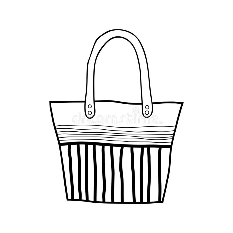 Bag Coloring Stock Illustrations 3 057 Bag Coloring Stock Illustrations Vectors Clipart Dreamstime