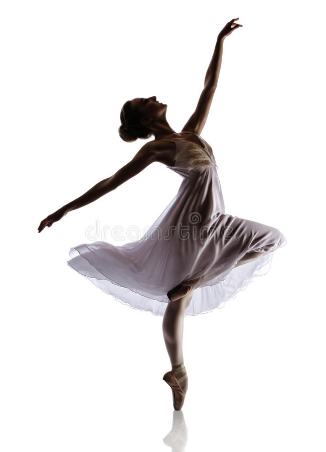 Free Female Ballet Dancer Stock Photo - 31754140