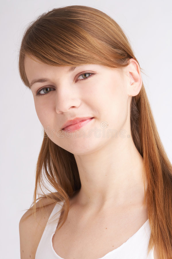 Female beauty royalty free stock photo