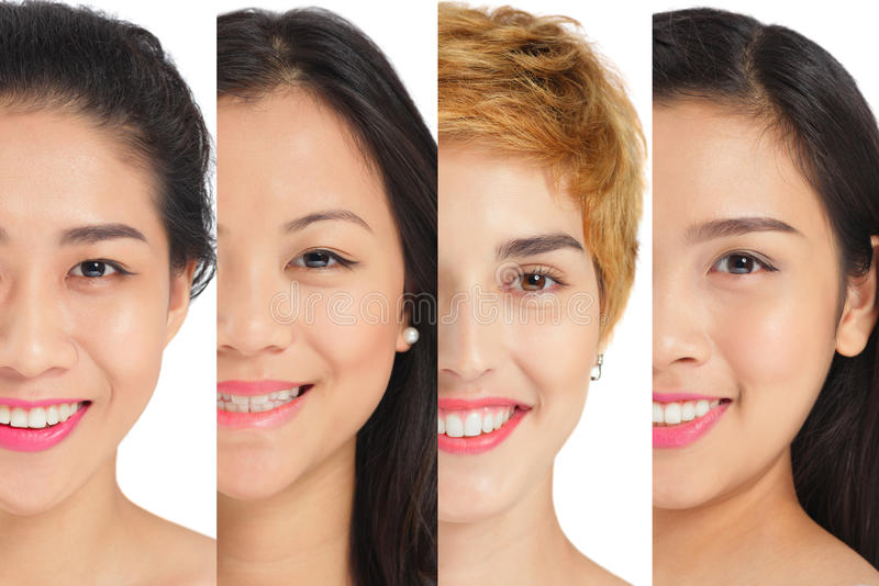 Female beauty royalty free stock photography
