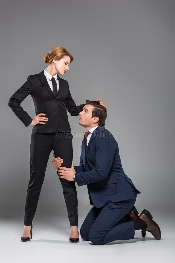 Pics dominant boss woman sex