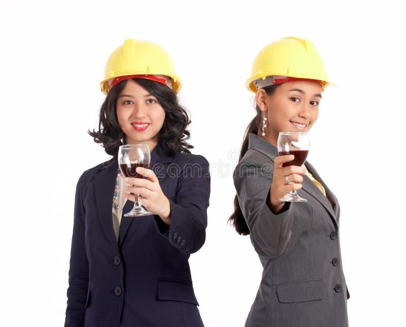 Download Female business partner stock photo. Image of builder - 6035194