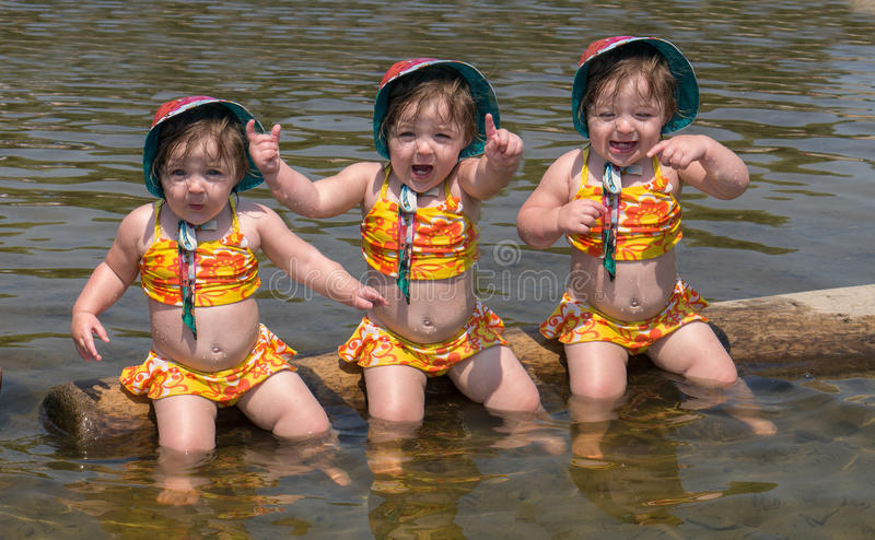 Download Female Child With Expressions Royalty Free Stock Photography - Image: 26276677