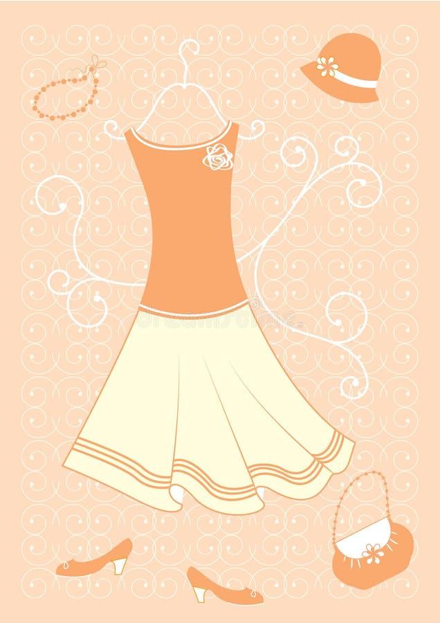 Female clothing royalty free stock photo