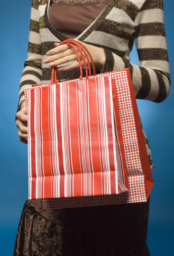 Female Customer royalty free stock photography