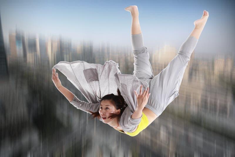 Female dancer stock images