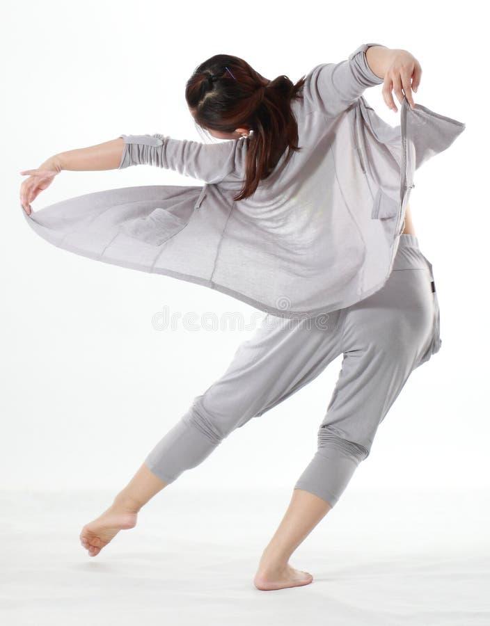 Female dancer royalty free stock image