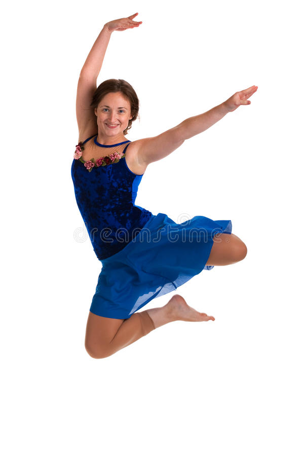 Download Female Dancer Studio Photo Isolated Stock Image - Image of ballet, moving: 21071039