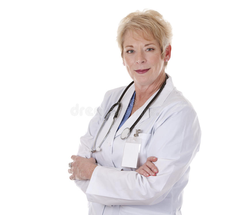 Download Female doctor stock image. Image of healthcare, person - 26612367