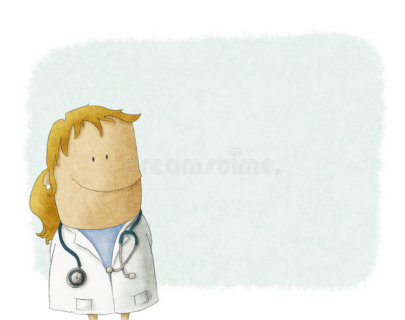 Download Female Doctor Royalty Free Stock Photography - Image: 32236527