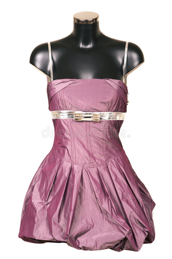 Female dress royalty free stock images