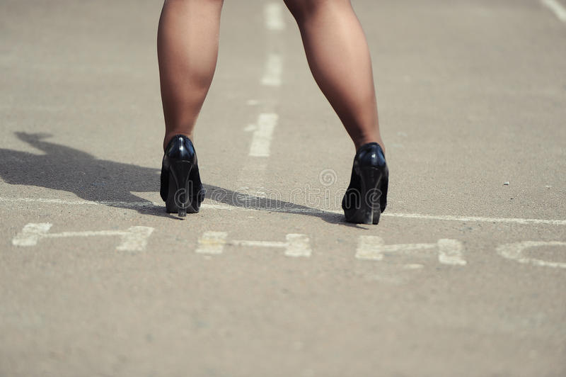 Download Female feet stock photo. Image of body, sandal, fingernail - 39512728