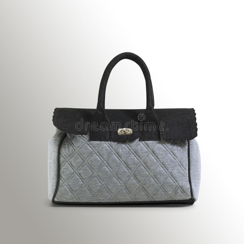 Download Female grey purse stock image. Image of purse, detail - 18393803