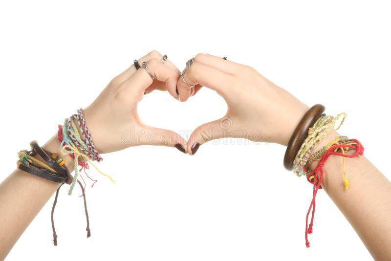 Female hand royalty free stock image