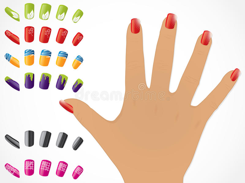 Hand Nails Stock Illustrations 6 272 Hand Nails Stock Illustrations Vectors Clipart Dreamstime Here you can explore hq nail transparent illustrations, icons and clipart with filter setting like size polish your personal project or design with these nail transparent png images, make it even more personalized and more attractive. hand nails stock illustrations 6 272