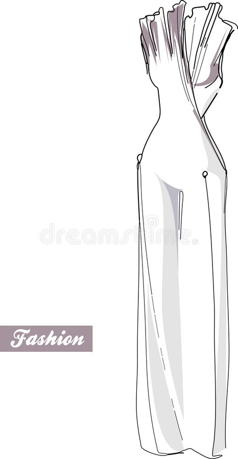 Female Mannequin In Fashionable Suit Royalty Free Stock Image