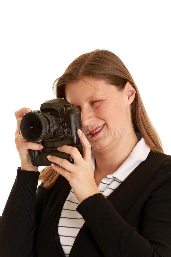 Download Female Photographer stock photo. Image of photography - 13229582
