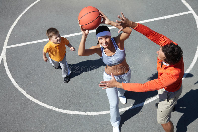 Download Female Player Stock Photography - Image: 22465362