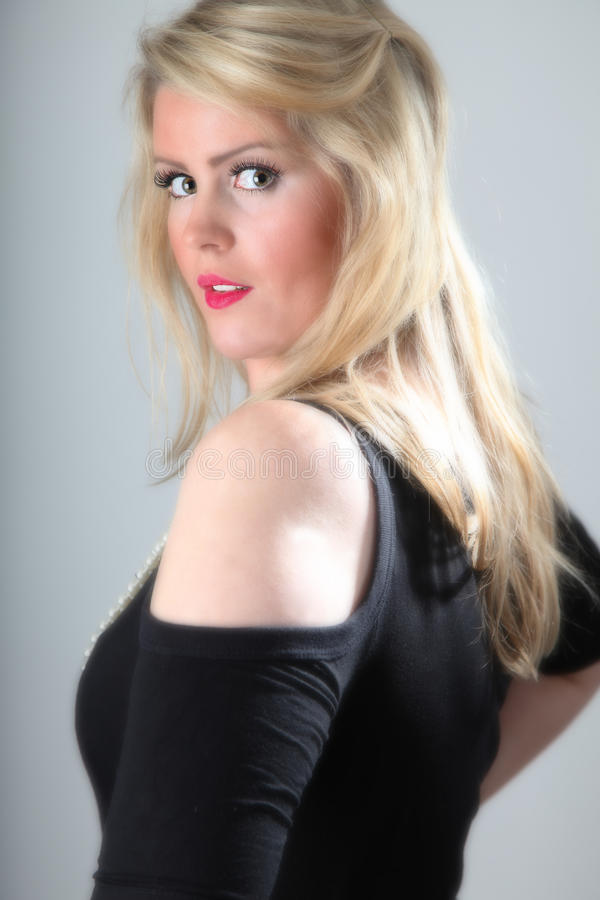 Download Female portrait stock photo. Image of woman, head, beauty - 11475688