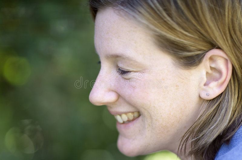 Download Female Portrait stock image. Image of happy, wife, thirty - 2456969
