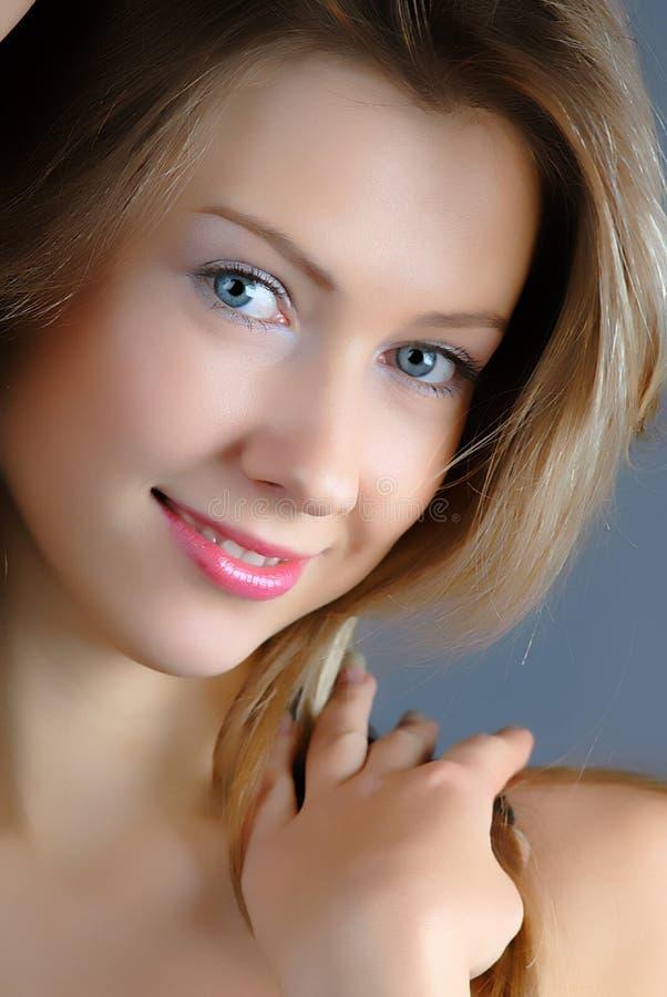 Female portrait royalty free stock photography