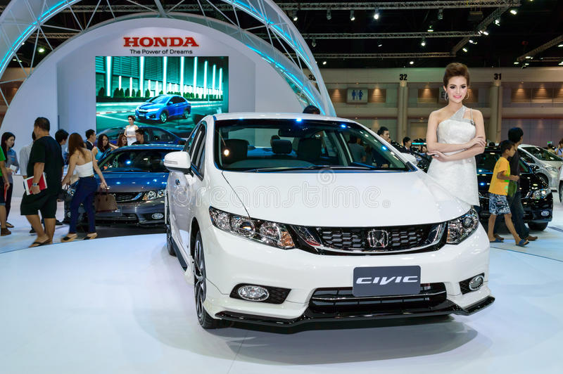 Download Female Presenters Model At HONDA Booth During. Editorial Photo - Image of honda, march: 39502871