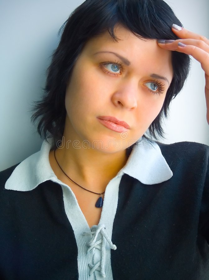 Free Female Problems Royalty Free Stock Photography - 697907