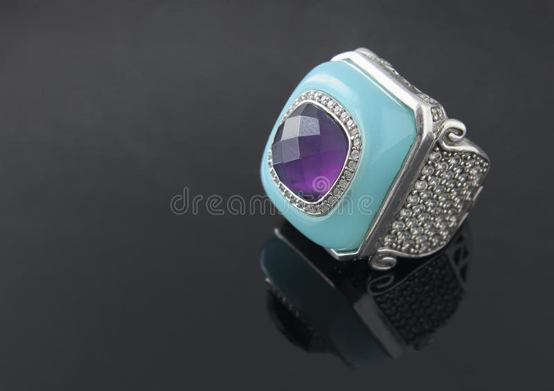 Female ring royalty free stock images