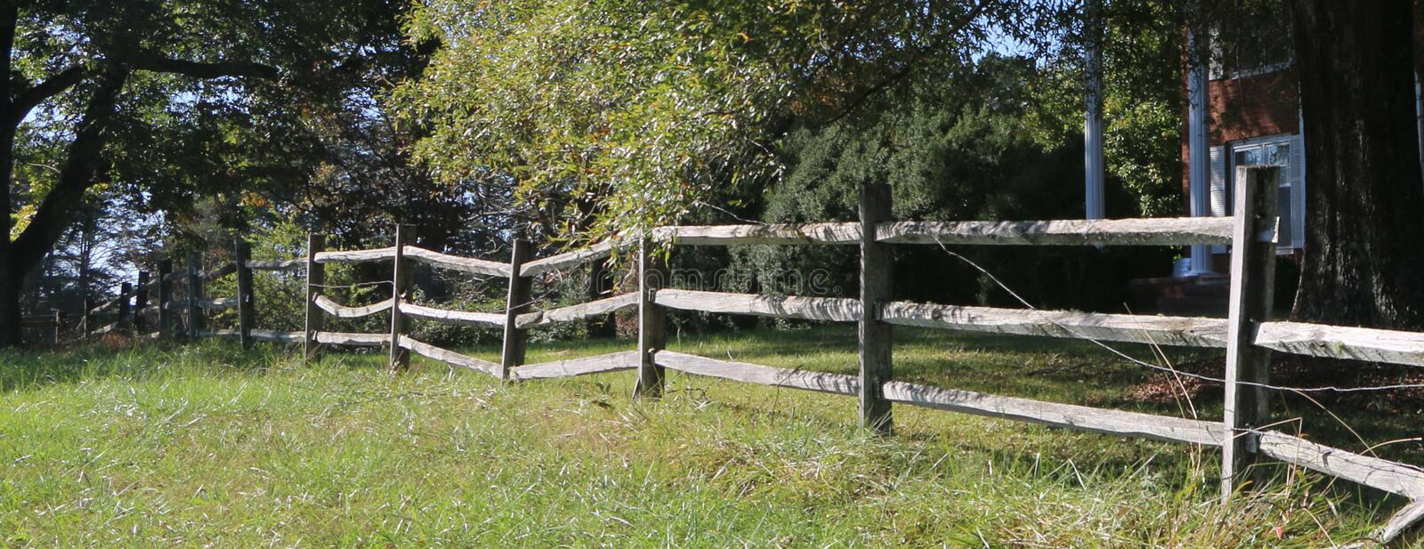 Split Rail Fence Stock Photos Download 1 217 Royalty