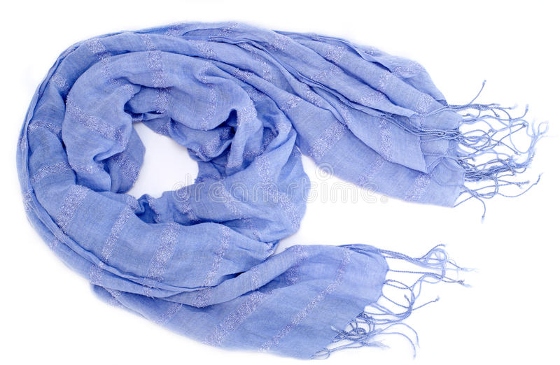 Female Scarf stock images