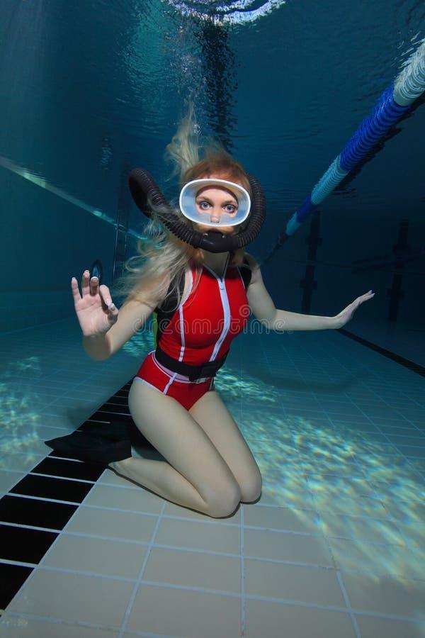 Scuba diving bikini