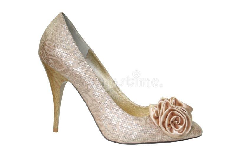 Female shoe stock image