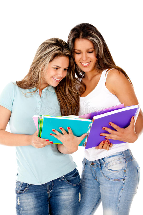 Download Female students stock image. Image of portrait, smile - 24737529