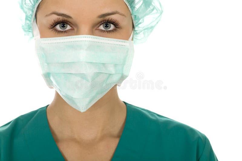 Female Surgeon Royalty Free Stock Photography