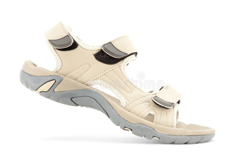 Download Female Travel Sandal Royalty Free Stock Images - Image: 20976409